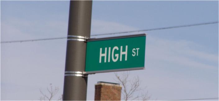 High_Street_Sign