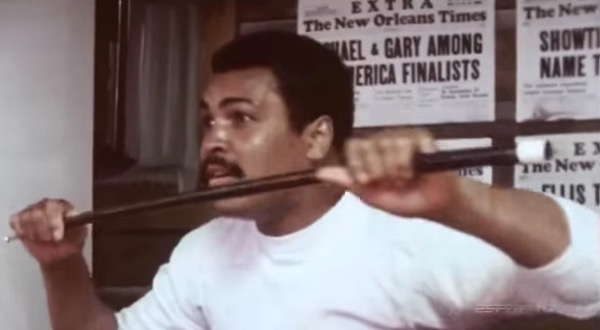 Muhammad Ali had a personal magic trick teacher / Boing Boing