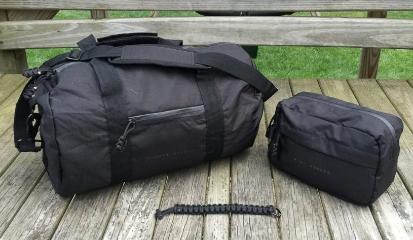 Brave the elements with the Bomber Barrel Duffel Bag - The most funded bag  in Kickstarter history eece702900