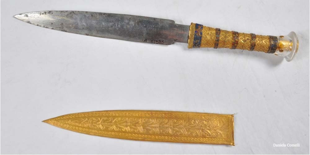 king-tut-dagger-meteorite