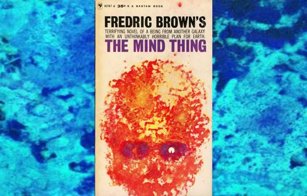 Great 1950s horror sci-fi novel, The Mind Thing, now on Kindle