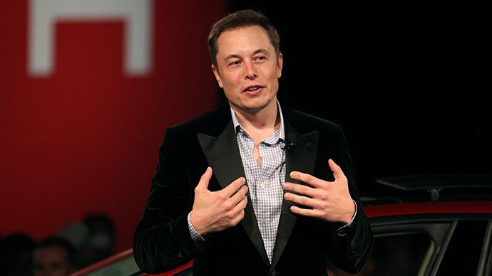 Elon Musk (Reuters / Stephen Lam)