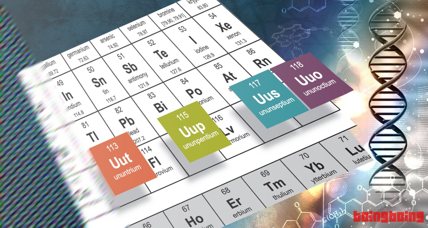 In updated periodic table some new elements may be named for japan in updated periodic table some new elements may be named for japan moscow tennessee urtaz Image collections