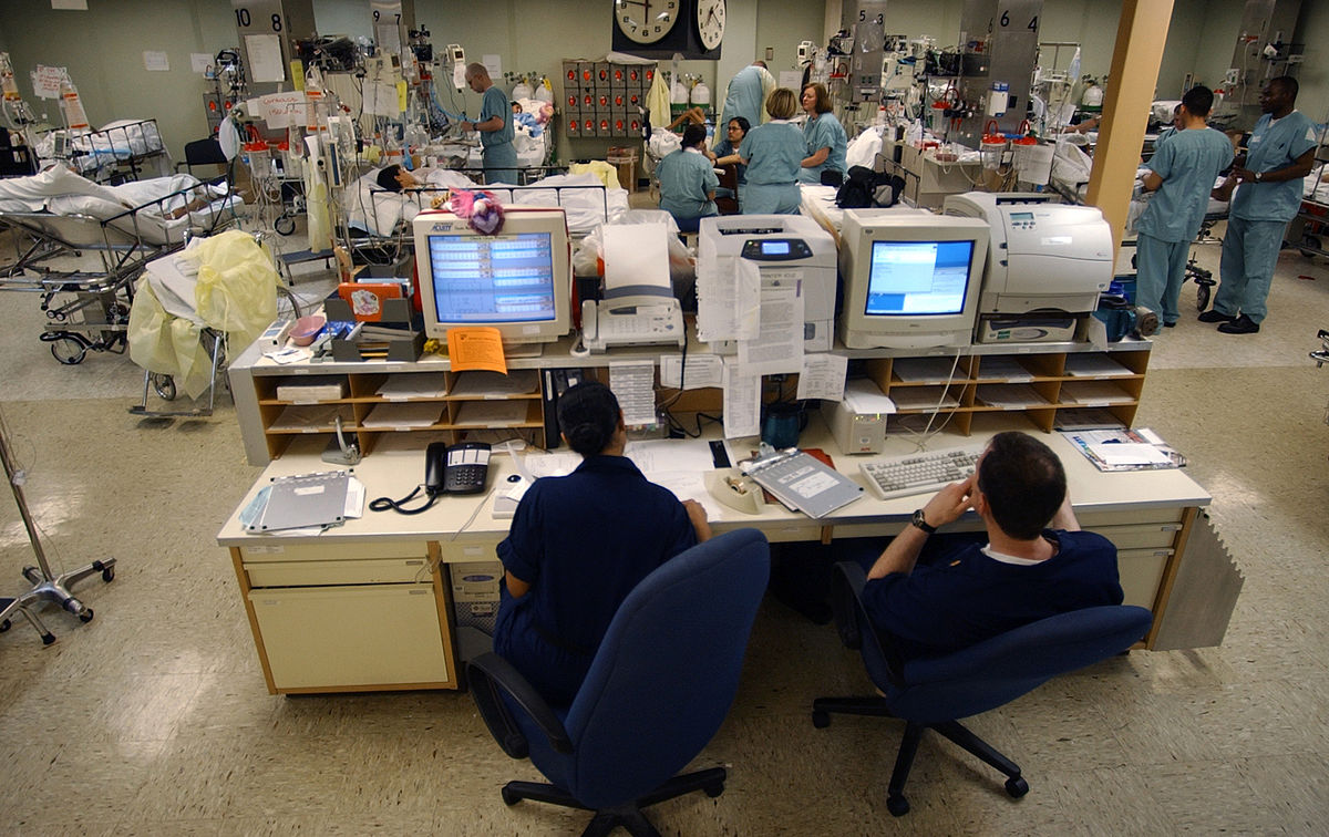 Healthcare workers prioritize helping people over information security (disaster ensues)