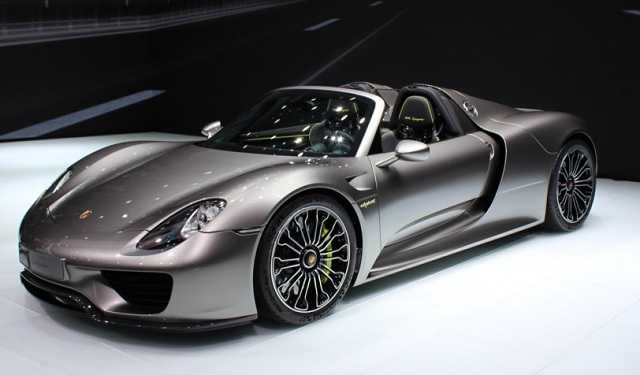 Legendary Automaker Porsche May Have Mistakenly Swed Two S In Its 918 Spyder Hybrid Hypercar Seat Belt System Thinking Of The Customer