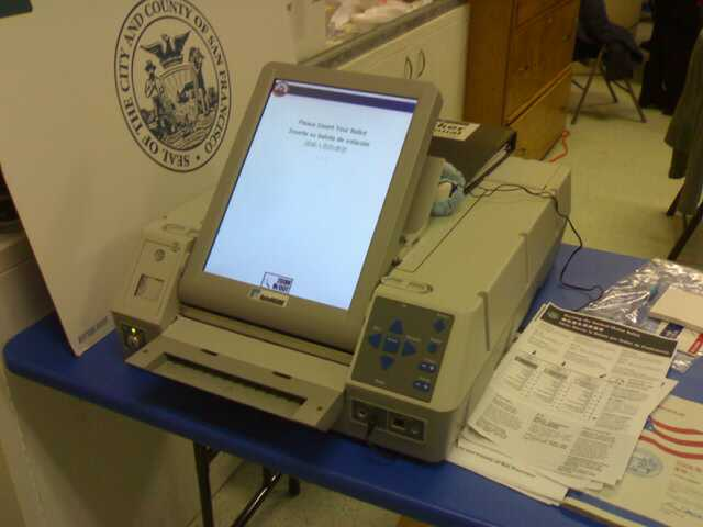Russia and other states could hack the US election by attacking voting machines