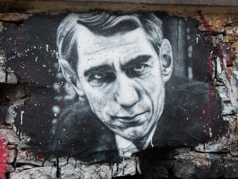 Claude_Shannon_graffiti