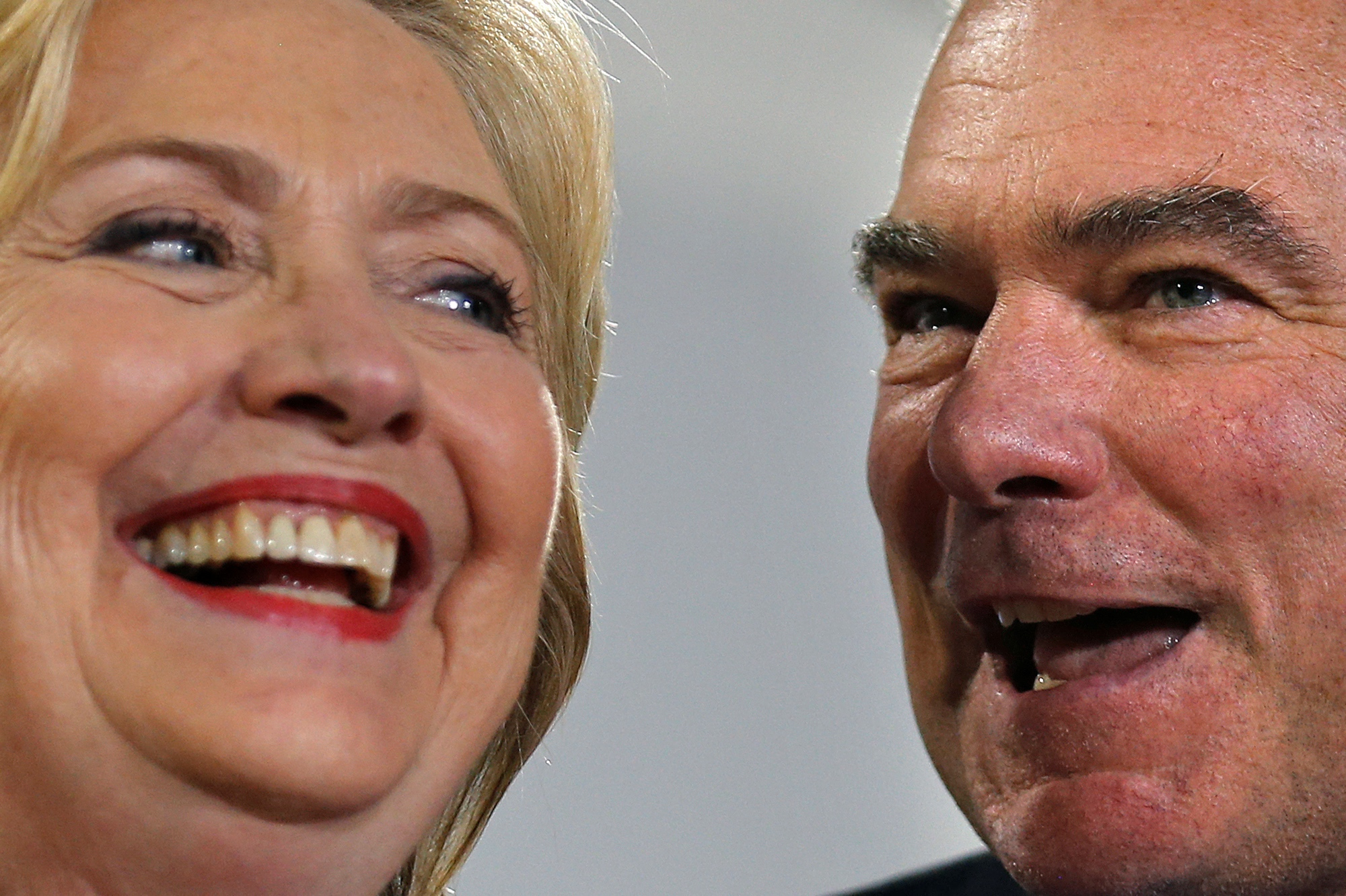 The #Veep is out: Hillary Clinton chooses Tim Kaine as Vice President