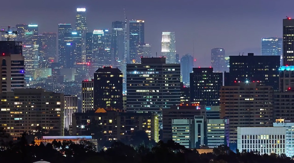Ultra High Res Time Lapse Video Of Los Angeles Boing Boing