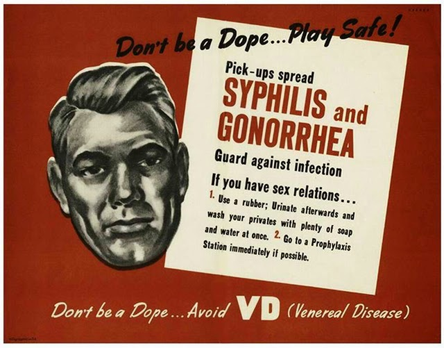 Vintage STD Propaganda Poster (12)