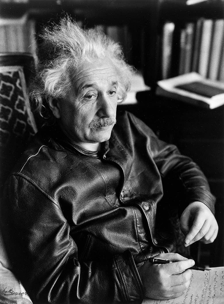 Einstein's stinky leather jacket sold for $144,000 / Boing ...