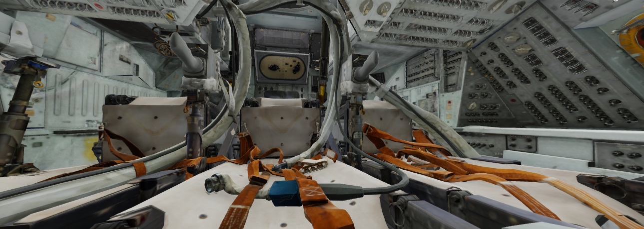 Smithsonian launches online Apollo 11 high-res 3D spacecraft model for moon landing's 47th ...
