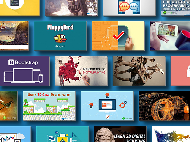 Get unlimited access to over 2,000 hours of learning - now 93% off