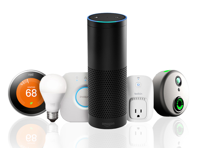 We are giving away Amazon\'s Echo and four other amazing products to ...