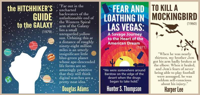 First Lines Of Popular Books Boing Boing