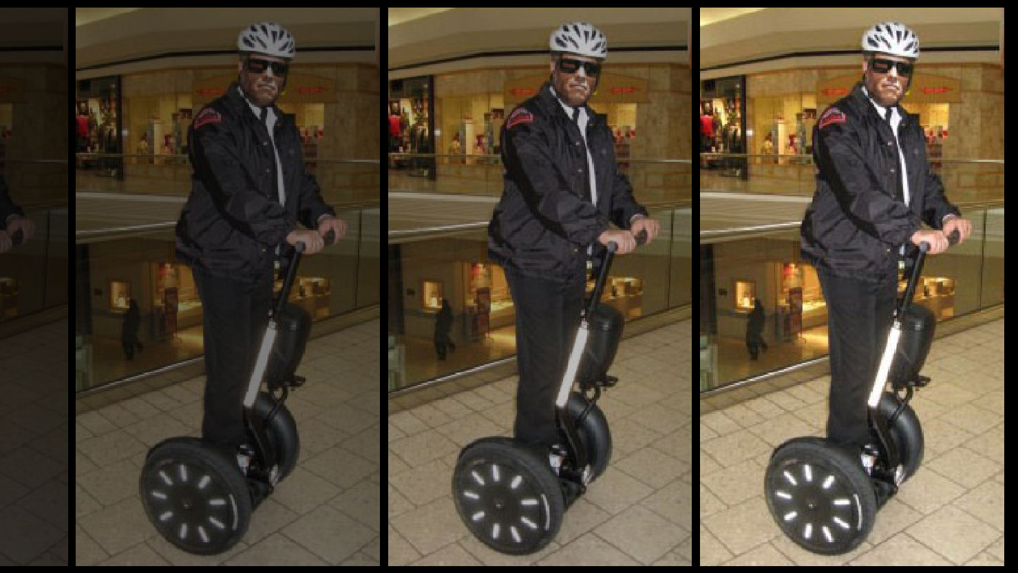 Mall cop fired after bringing gun to work and accidentally shooting other guard in arse