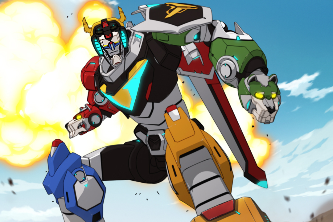 Image result for voltron
