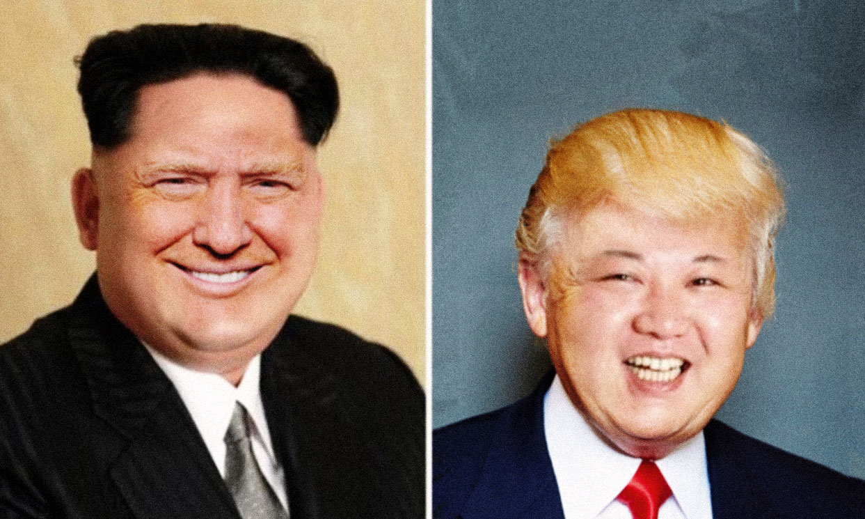 "North Korea recommends Americans elect ""wise politician"" Donald Trump"