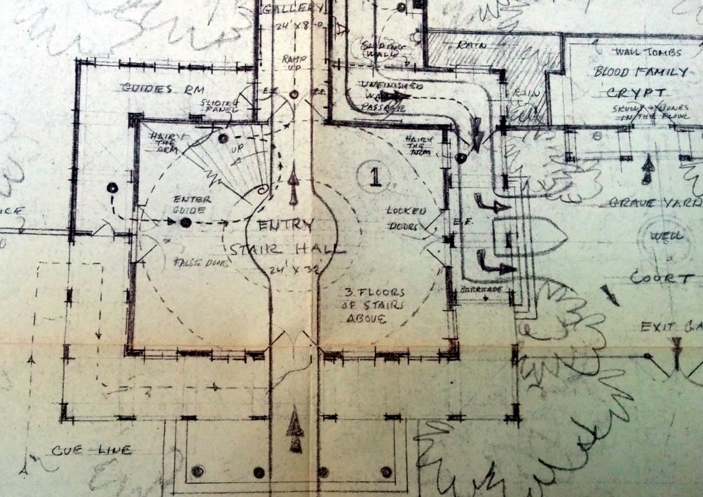 haunted mansion Boing Boing – Halloween Haunted House Floor Plans