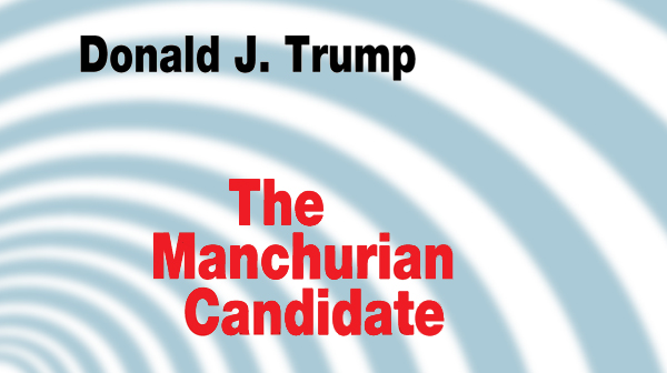 Tom the Dancing Bug 1299 trump manchurian candidate