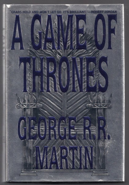 Original Game of Thrones cover