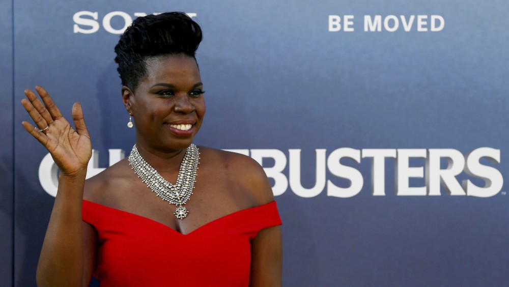 Leslie Jones [Reuters]
