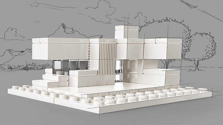 Lego Architecture Studio Things To Build
