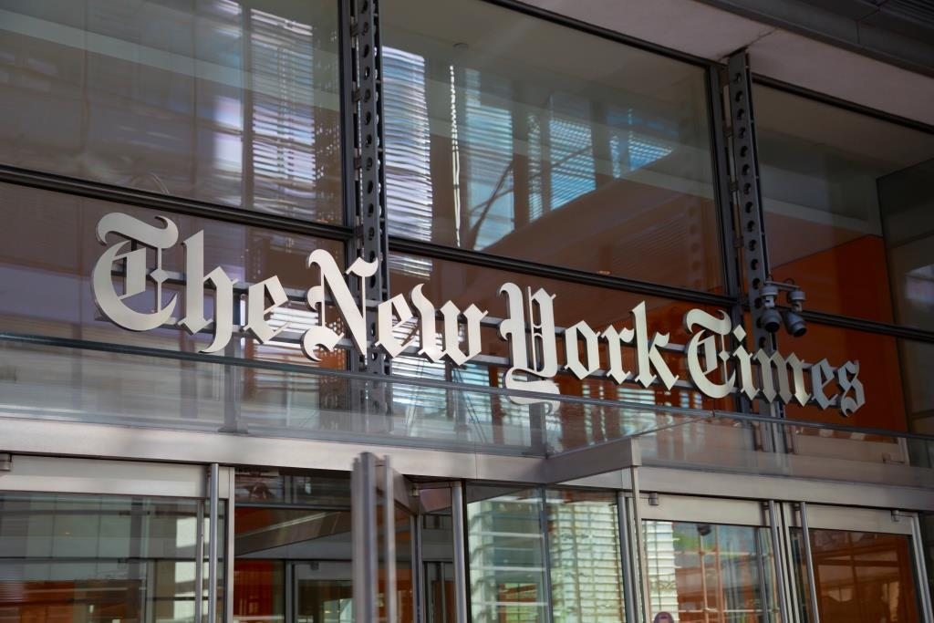 Unsuccessful hack targeted New York Times in Moscow, FBI blames Russia