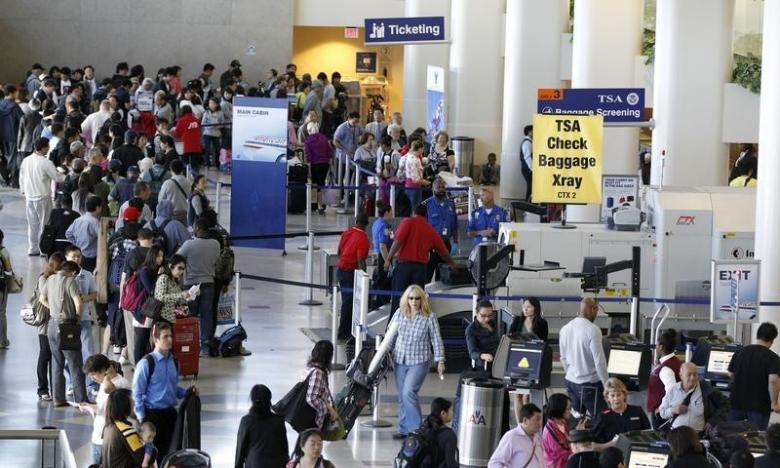 Get ready to unpack for airport security — Attention Travelers