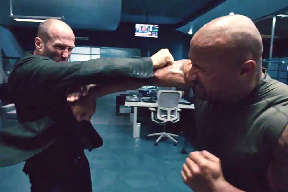 Time to Statham Punch