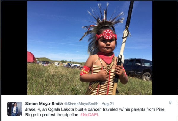 Dakota Pipeline decision delayed to Sept. 9, thousands of indigenous activists continue protest