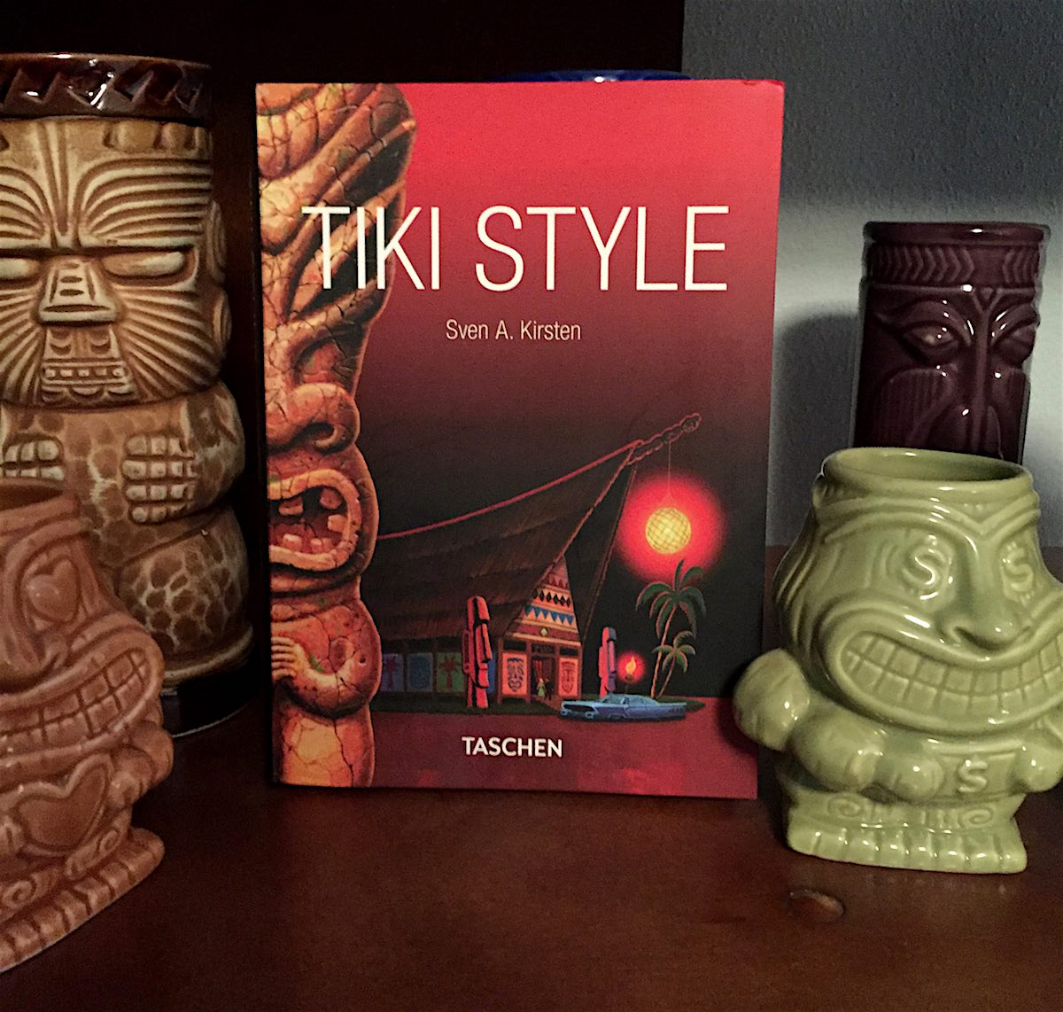 Tiki Style packs a big punch full of everything under the Tikidom roof