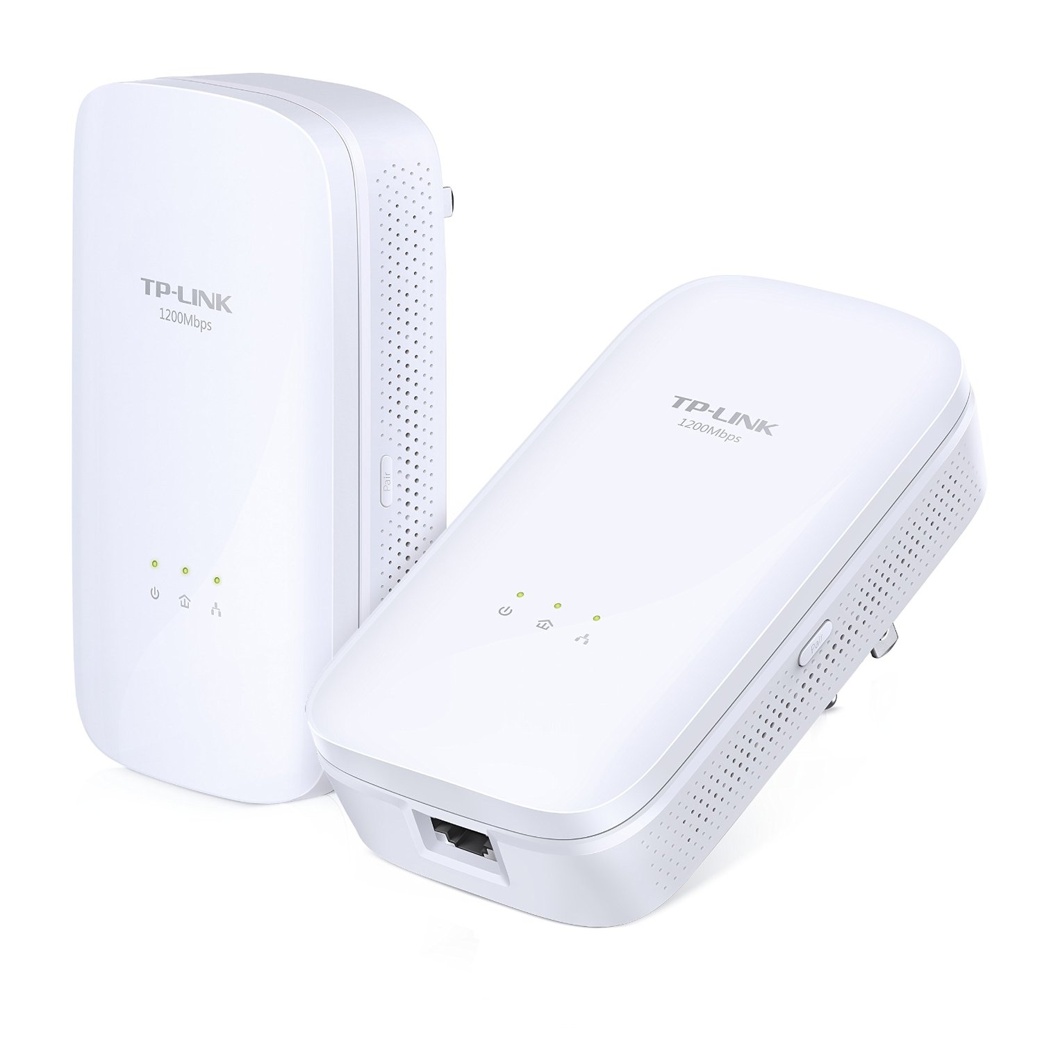 Powerline ethernet beats wifi range extenders pants off - Wireless extender with ethernet ports ...