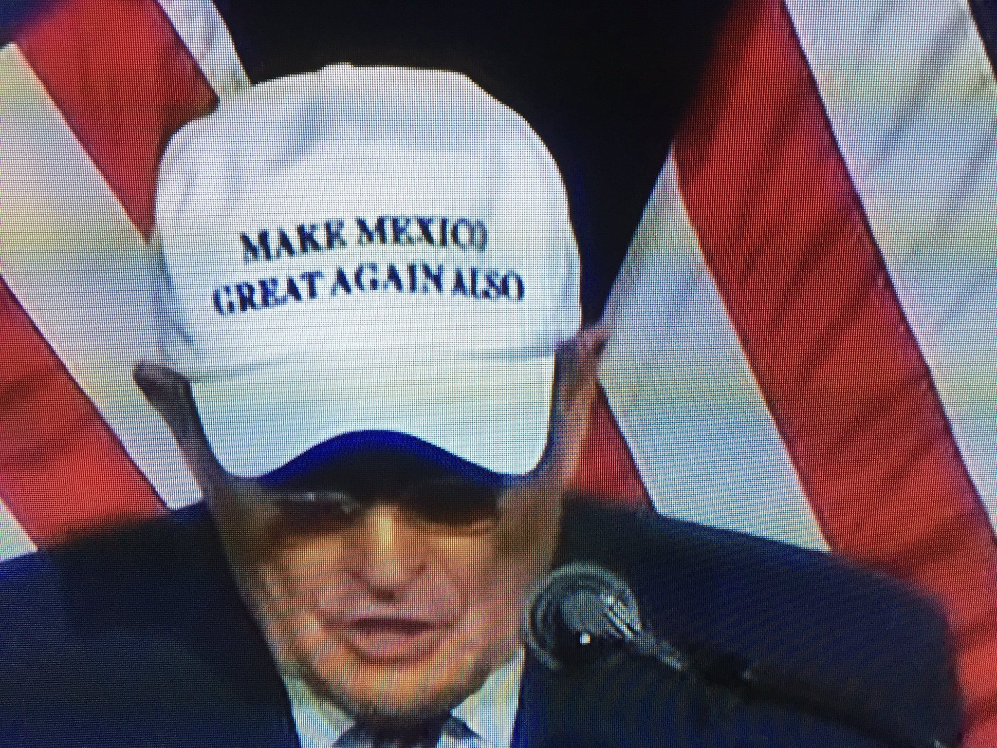 New Trump Hat: Make Mexico Great Again Also / Boing Boing