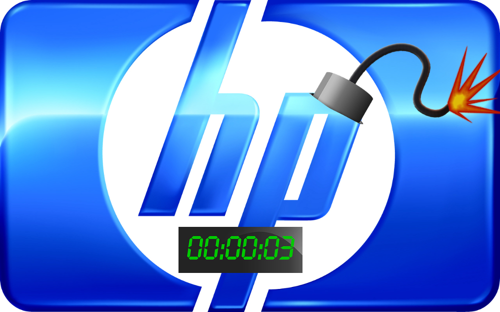 HP detonates its timebomb: printers stop accepting third