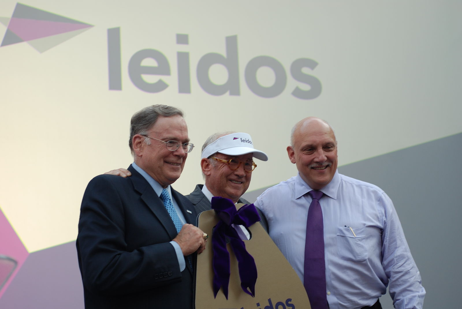 Leidos_Day_One_Party_-_John_P._Jumper_&_Stu_Shea