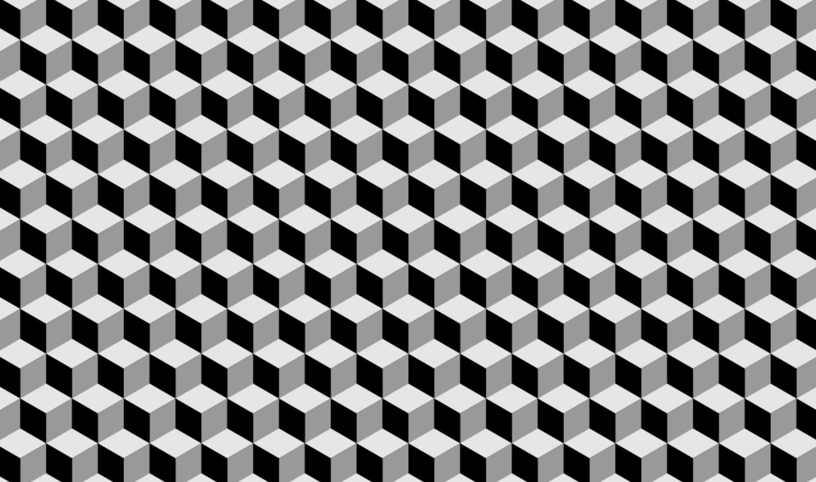 The optical illusion that's momentarily intriguing the internet