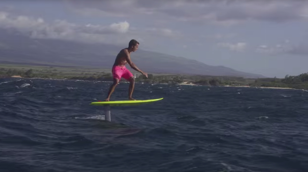 hydrofoil-surf