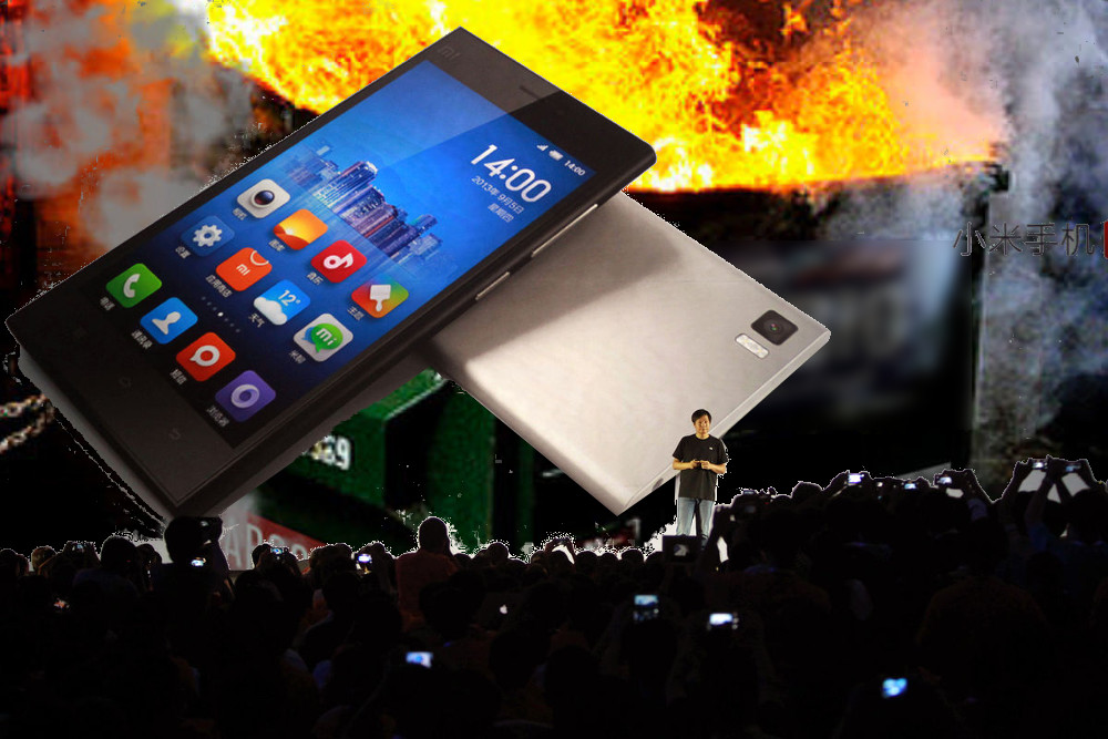 Xiaomi phones are pre-backdoored