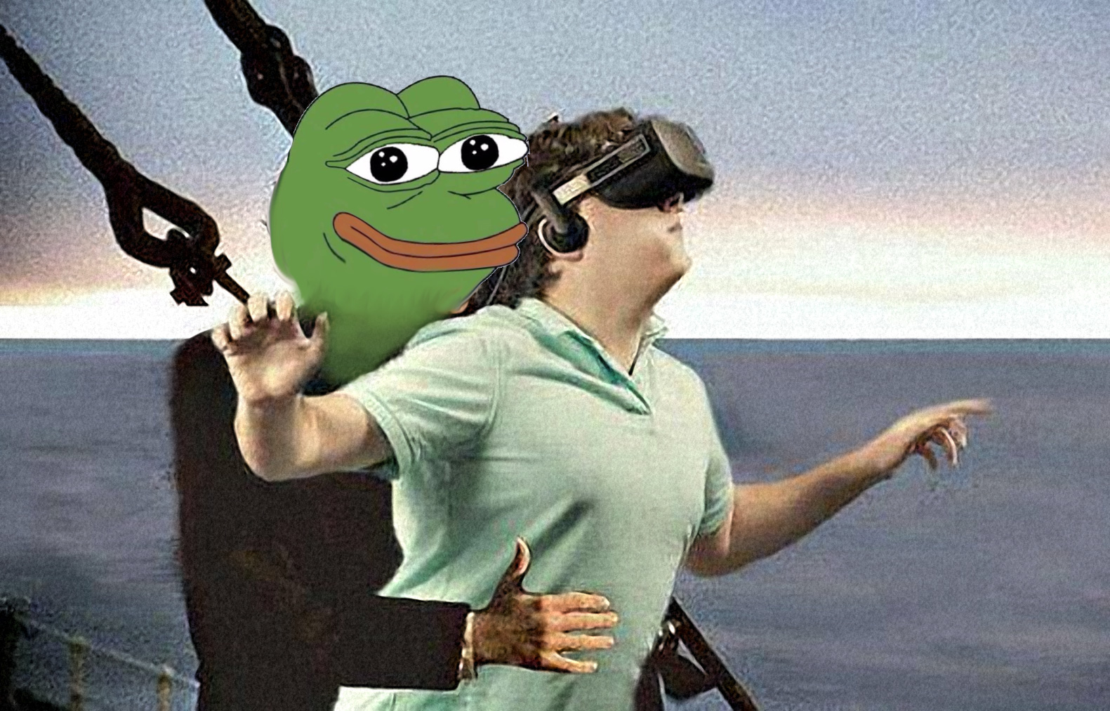 Oculus execs defend founder's support of Nazi propaganda machine