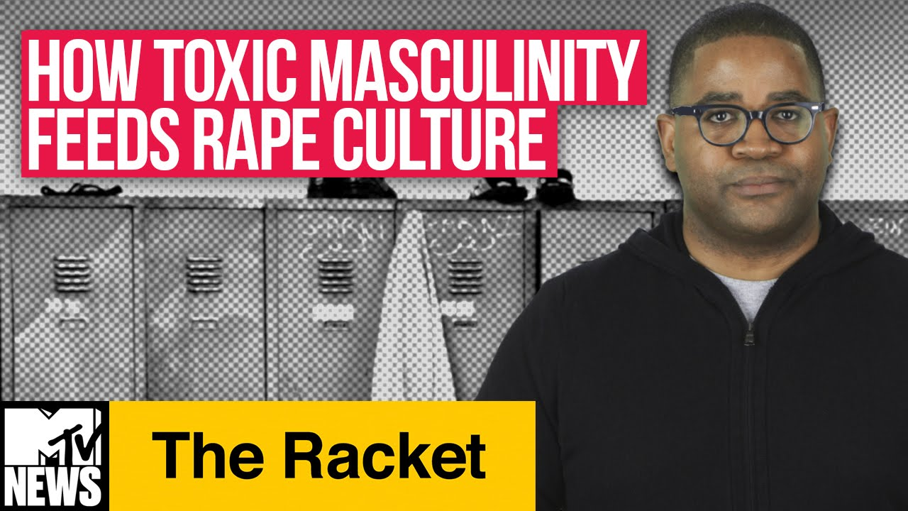 Here's how toxic masculinity feeds rape culture / Boing Boing