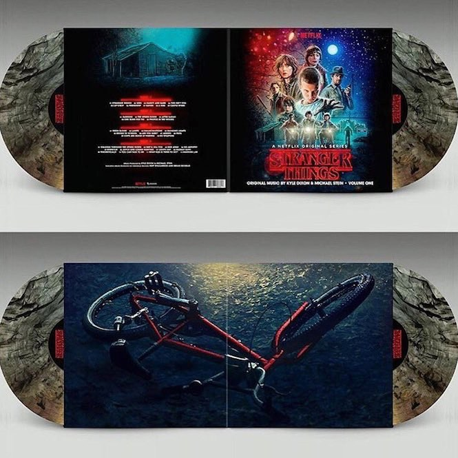 Stranger Things Soundtrack On Vinyl And Covers By