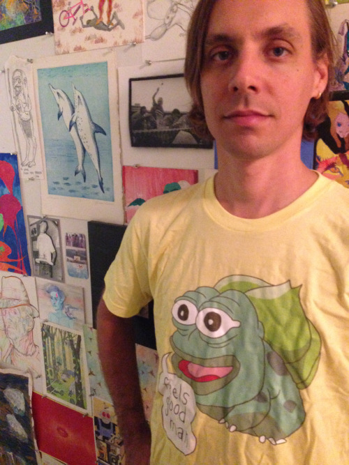 Matt Furie on the experience of having his Pepe the Frog character hijacked by white supremacists