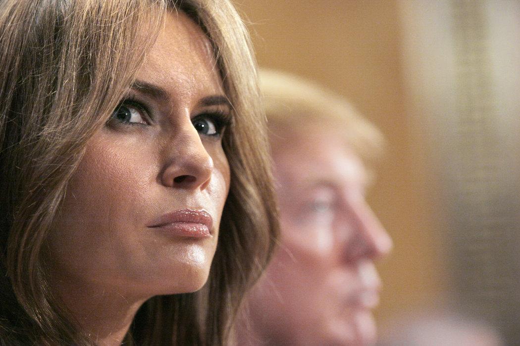 Melania Trump Demands People Retract Part Of Accusers -4284