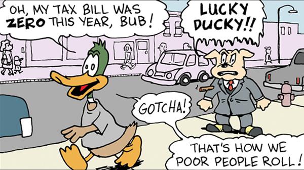 1310cbTHUMB lucky ducky - lucky loopholes