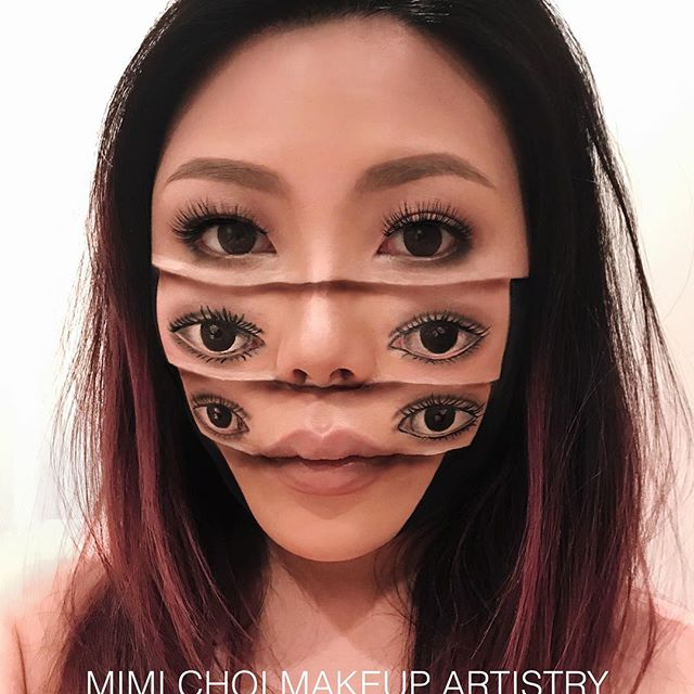 Amazing Dazzle Makeup Boing Boing