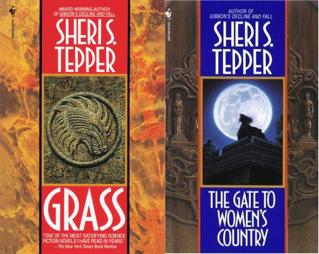 RIP science fiction great Sheri Tepper