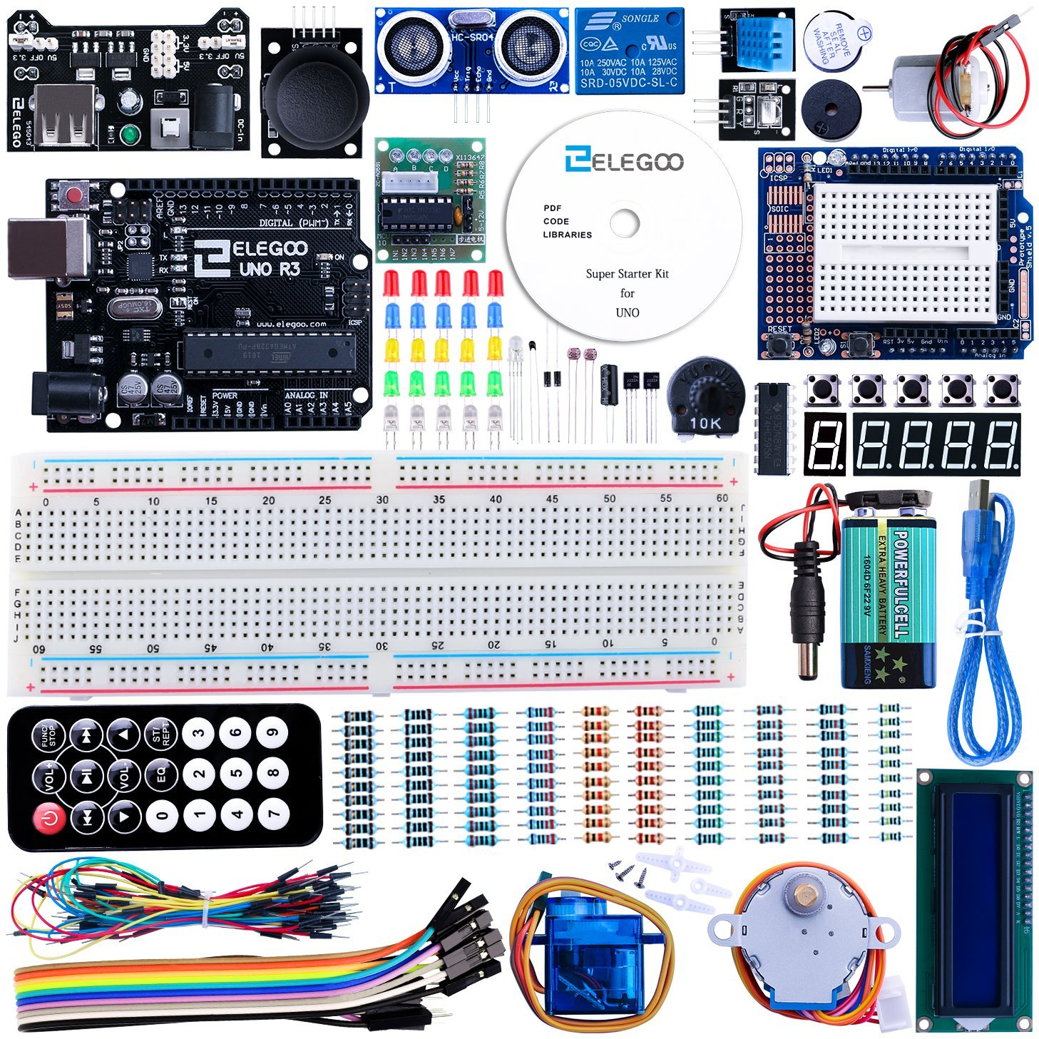 Arduino Boing How To Build A Vibration Motor Circuit Use For Projects Clone Project Kit Loaded With Components