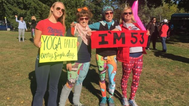 Dickhead's anti-yoga-pants letter to the editor sparks yoga-pants-parade