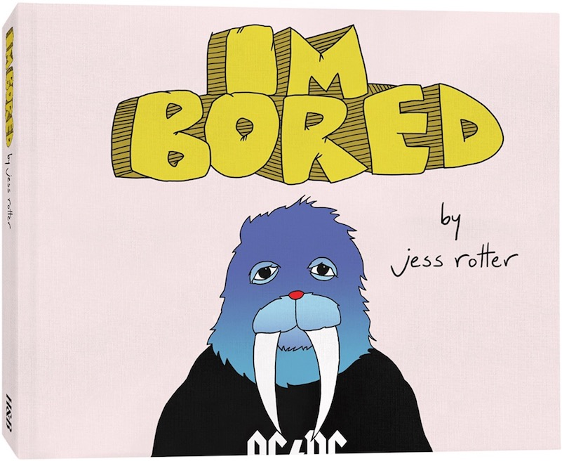 I'm Bored: surreal and weirdly touching comics by Jess Rotter